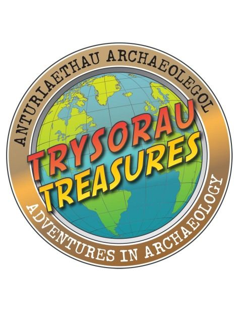 Logo for Treasures exhibition