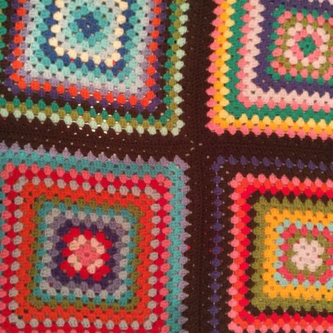 Crochet club at St Fagans Museum