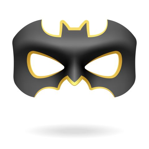 Make a Superhero Mask