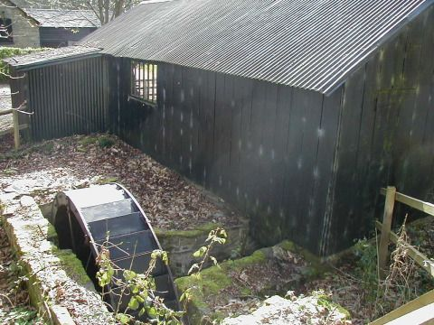 The Sawmill at St Fagans National History Museum