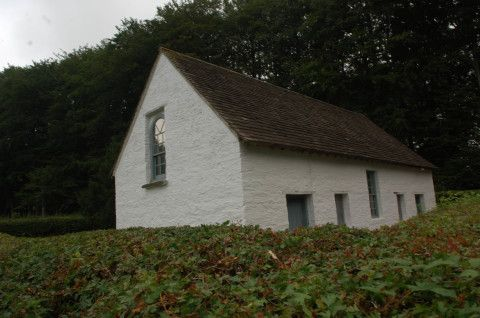 Pen-rhiw Chapel at St Fagans National History Museum