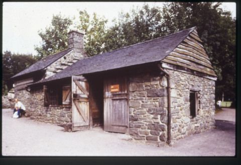 The Smithy at St Fagans National History Museum