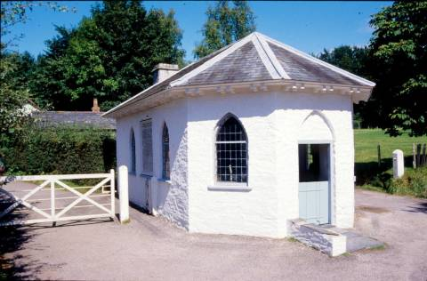 Tollhouse at St Fagans National History Museum
