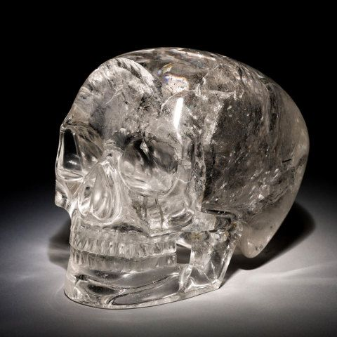 picture of crystal skull