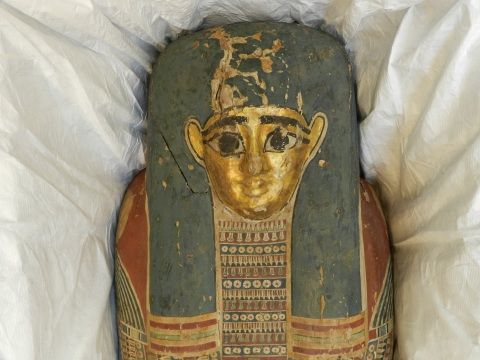 image of egyptian mummy