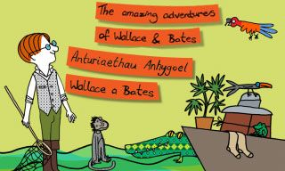 The Amazing Adventures of Wallace and Bates