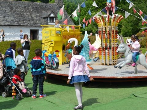 Image of a Traditional Fairground
