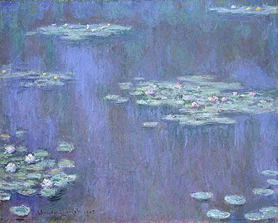 Claude Monet (1840 — 1926), Waterlilies