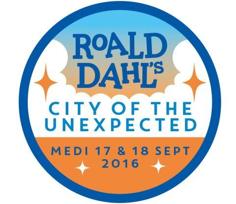 City of the unexpected logo