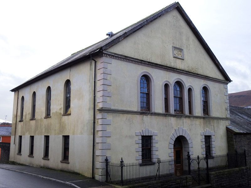Bethania Chapel, Mountain Ash