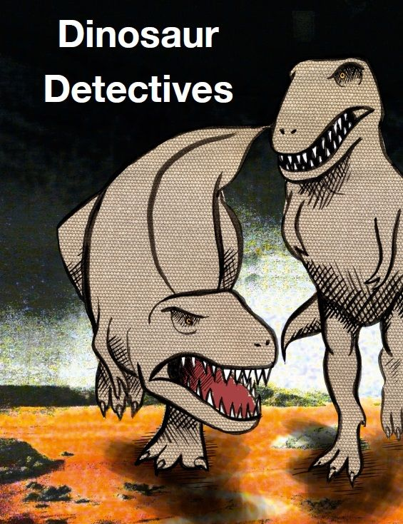 are you a dinosaur detective national museum wales