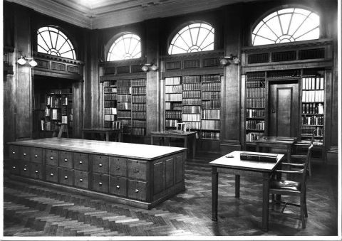 Main Library early 1950s