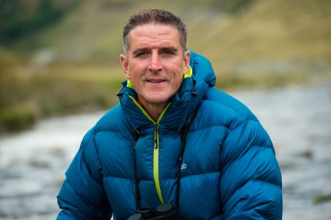 An evening with Iolo WIlliams