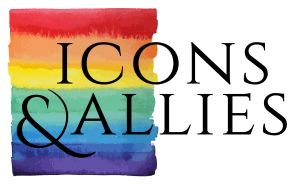 logo for Icons and Allies display