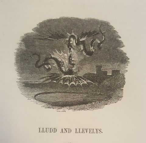 Llud and Llevelys