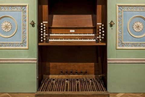 Williams Wynn Wynnstay organ