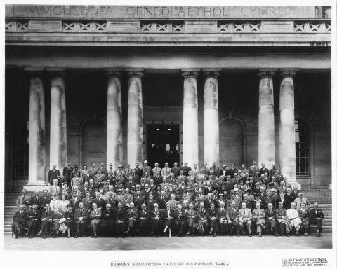 Museums Association Cardiff Conference National Museum Cardiff 1948