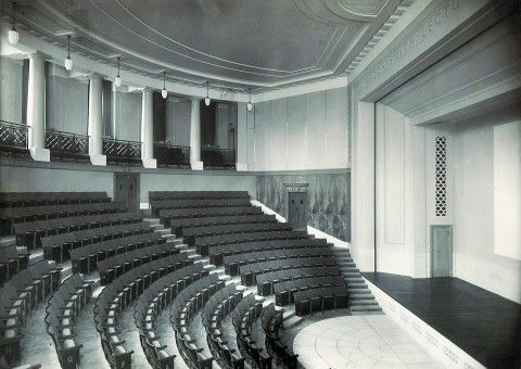 Reardon Smith Lecture Theatre 1932