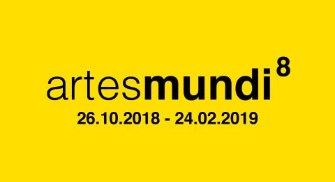 artes mundi logo and dates