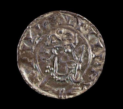 Coin of William Rufus - front