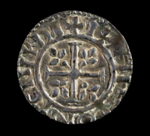 Coin of William Rufus - reverse
