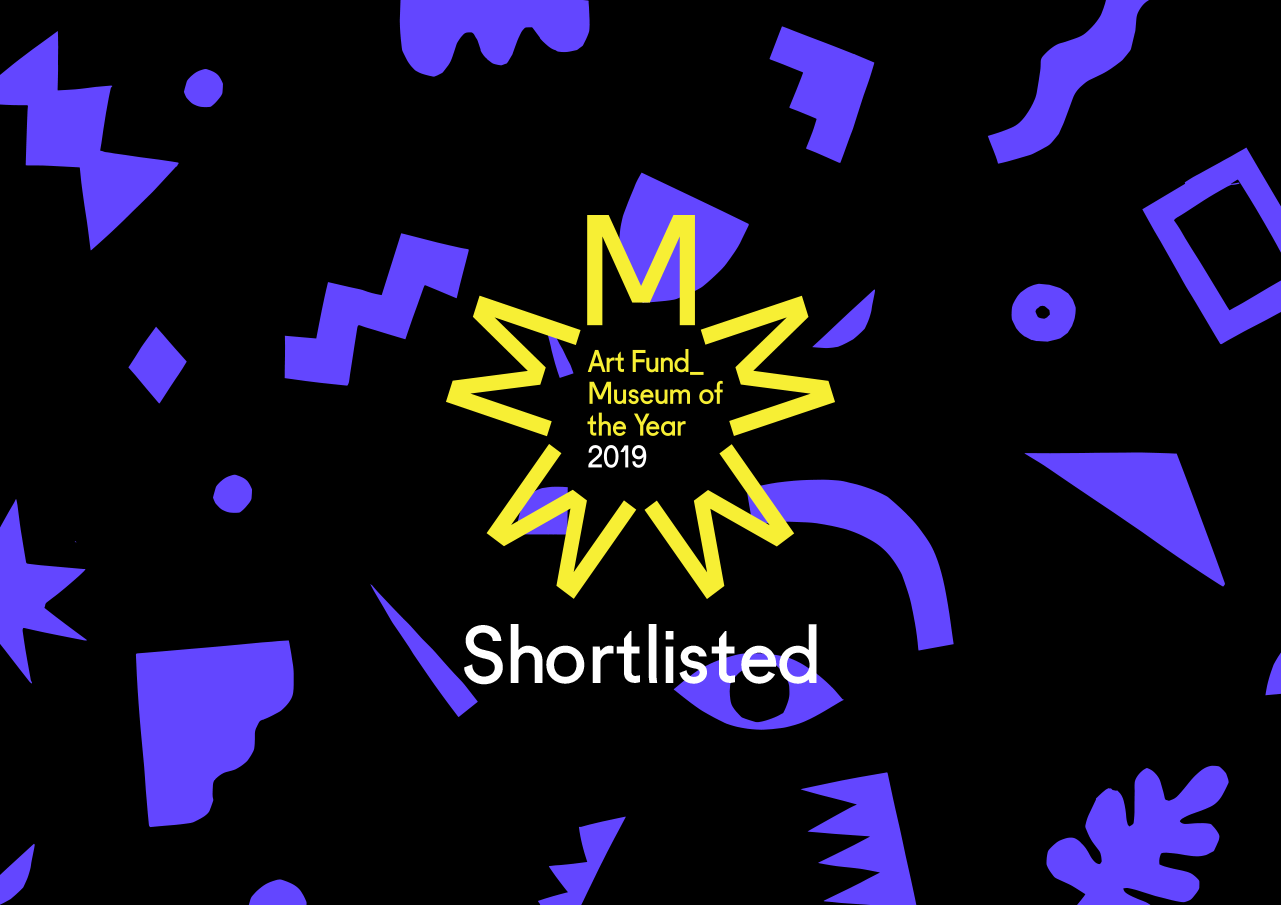 ArtFund Museum of the Year 2019 Shortlisted