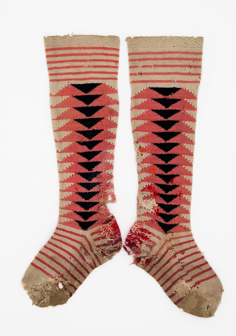 Image: Knitted socks