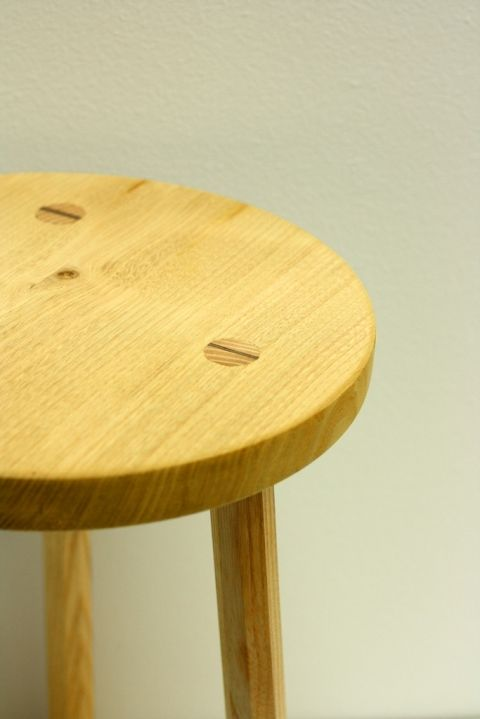 Image: Wooden Stool