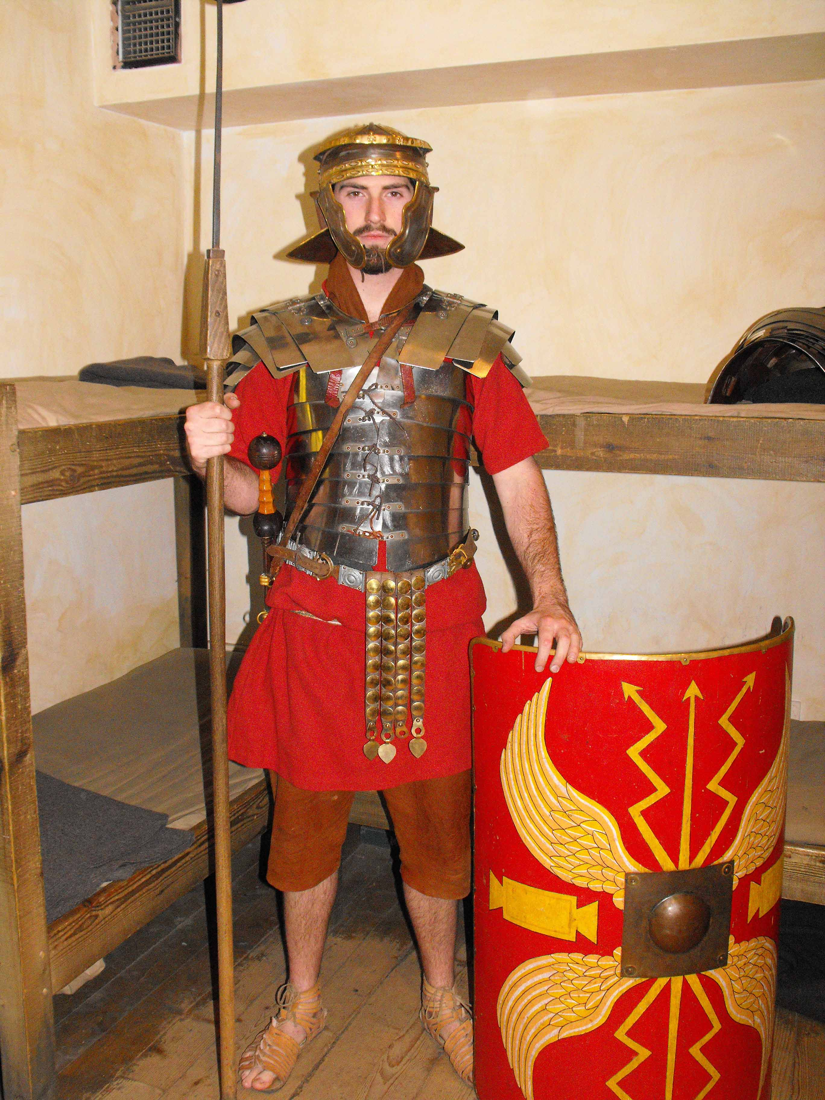 Roman Army - WriteWork