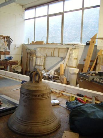 St Teilo's (new) Bell