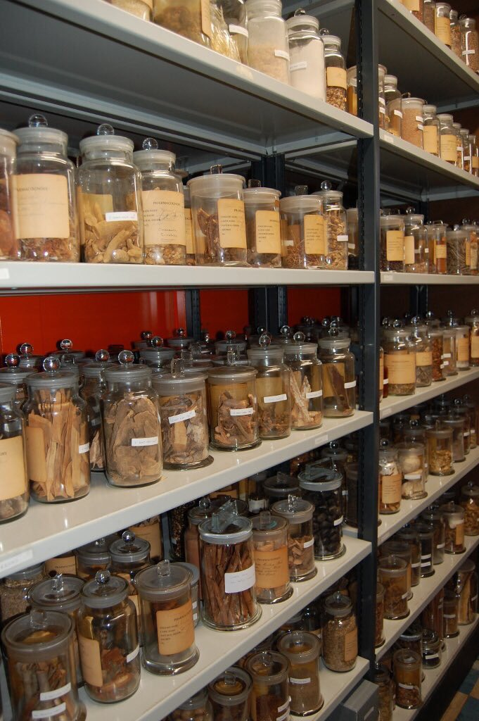 Materia Medica Collection, NMW