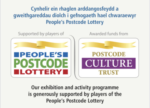 Postcode Lottery and Postcode Culture Trust Logo