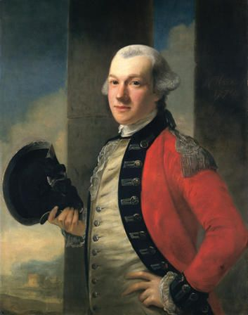 Colonel Thomas Aubrey (1740-1814)