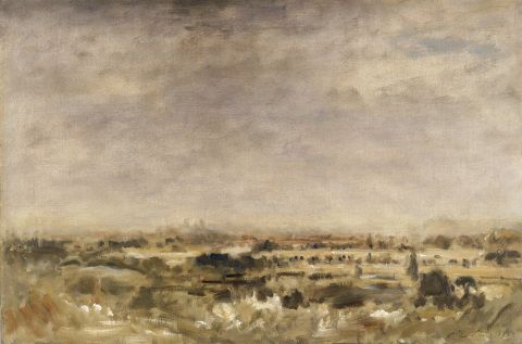 A Distant View of Bridgnorth