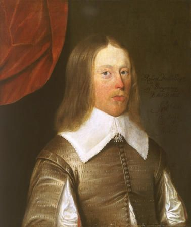 Robert Davies of Gwysaney (1616-1666)