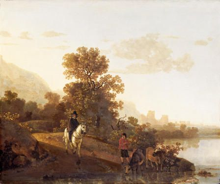 Landscape with Ubbergen Castle
