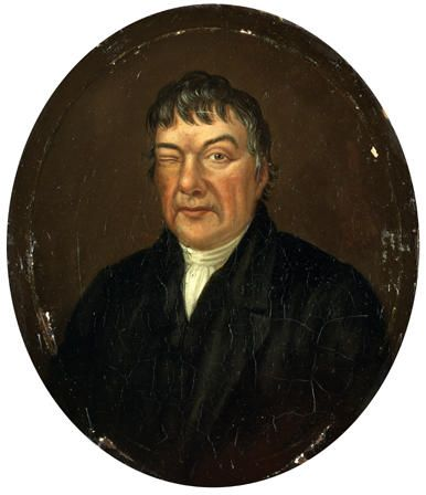 Reverend Christmas Evans (1766-1838)