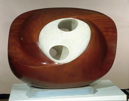 Oval Sculpture (Delos)