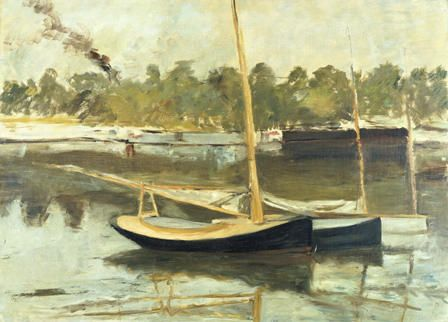Argenteuil, Boat (study)