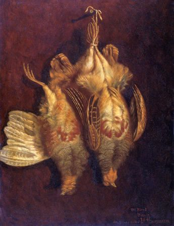 Still Life with Partridges