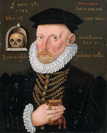 Gawen Goodman of Ruthin (1562-1604)