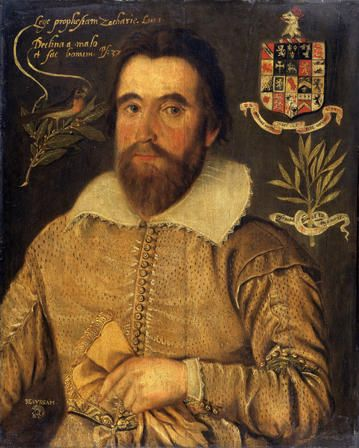 Thomas ap Ieuan ap David of Arddynwent (b.1560)