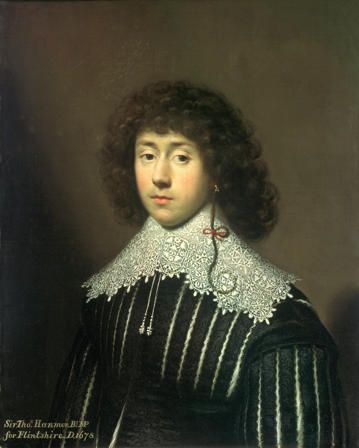 Sir Thomas Hanmer (1612-1678)