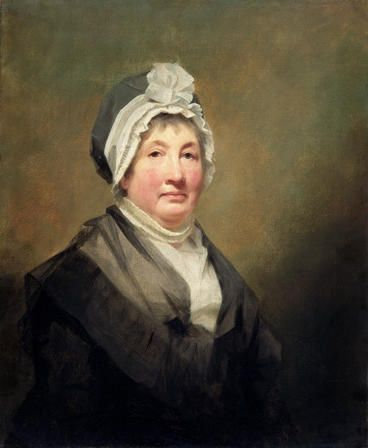 Eliza Tod of Drygrange (née Pringle)