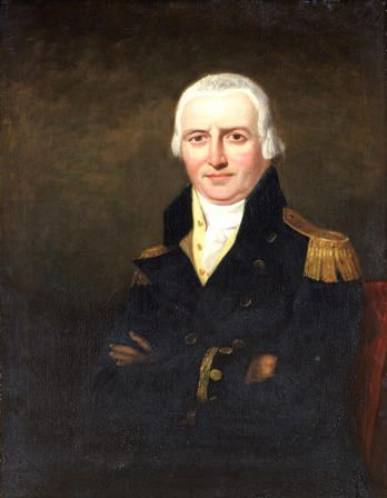 Admiral Sir Erasmus Gower (1742-1814)