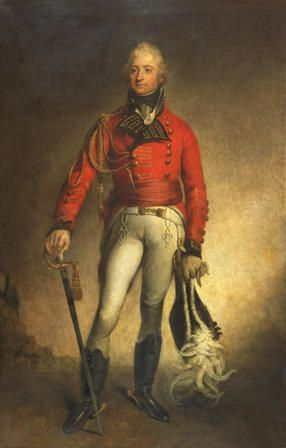 Lieutenant-General Sir Thomas Picton (1758-1815)