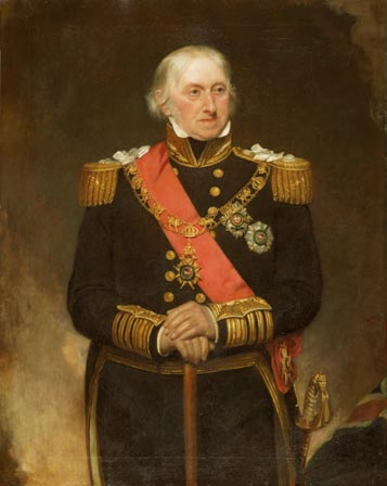 Admiral Sir Edward Owen (1782-1875)