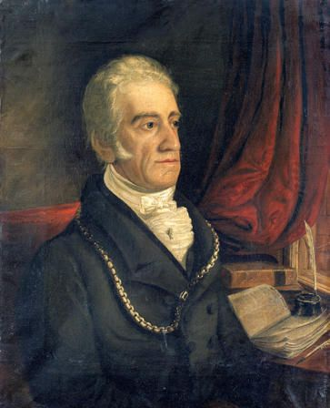 Reverend William Jenkins  Rees (1772-1855)