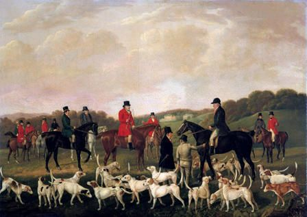 The Llanharan Hunt