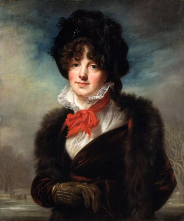 Mary Fryer Todd (née Evans) (1770-1843)